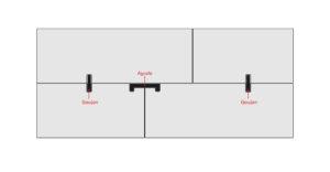 Techniques de construction : système de goujon et d'agrafe