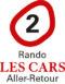 Balisage Rando 2 Les Cars > Tourbière du Longeyroux > Les Cars